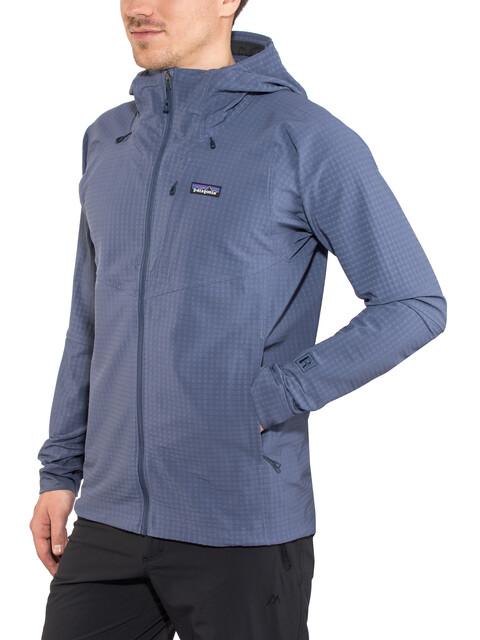 Patagonia R1 TechFace - Veste Homme - bleu